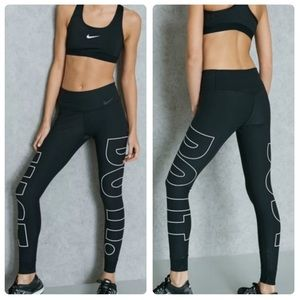 Nike LENGEND POWER Just do it Tight Sz. Small